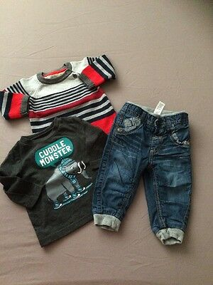 boys Gorgeous 6-9m outfit •MUST SEE •