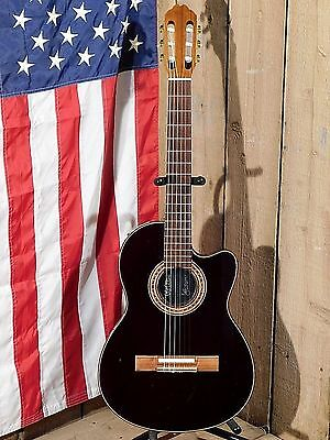1992 Gibson Chet Atkins CE Nylon String Acoustic-Electric w / Case!