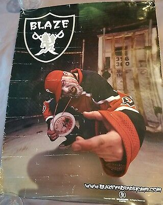Blaze Ya Dead Homie Alley Way Poster twiztid dark lotus insane clown posse mne