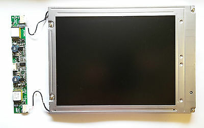 "Sharp Lq10D41 10.4"" Lcd Screen + Tdk Cxa-0217 Sharp Pcu-P027 Backlight Inverter."