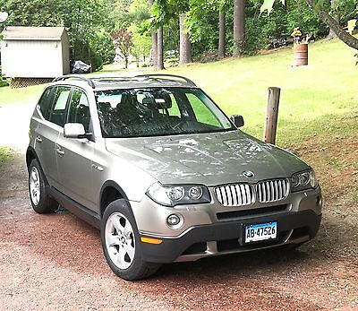 2008 BMW X3  2008. Beautiful car. Great options.