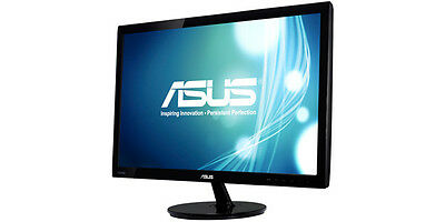 ASUS VS247H-P 23.6IN Widescreen LED LCD Monitor 1920X1080 2MS 50M:1 300CD/M2