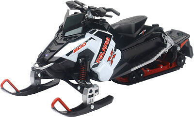 NewRay Polaris Snowmobile  White