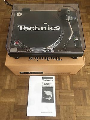Technics  1210 Mk2 Excellent Condition ,used dust Cover  ,1 Year Warranty,