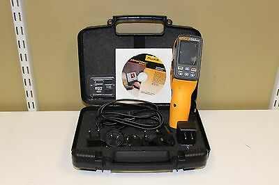 Fluke VT04A Visual IR Infrared Thermometer Thermal Camera