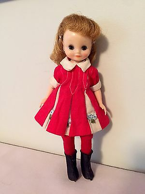 "Vintage 1950's  BETSY MCCALL BY AMERICAN CHARACTER 8"" DOLL"