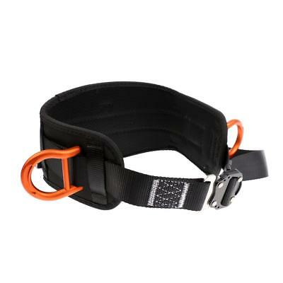 Safety Aerial Construction Fall Protection Rock Climbing Waist Belt Harness