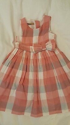 Girls party dress age 3-4