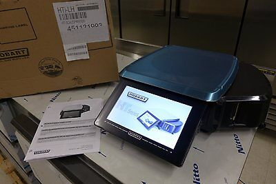 NEW Hobart HTi-LH Bakery Meat Deli HT Scale With Printer, Grocery POS Mettler