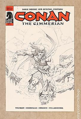 Conan the Cimmerian (2008 Dark Horse) #1C FN/VF 7.0
