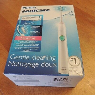 Philips Sonicare Model HX6512/55 Easy Clean Rechargeable Electric Toothbrush NIP
