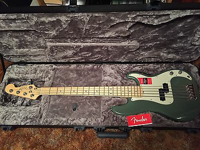 Brand New Fender Professional Precision 5 String Bass!