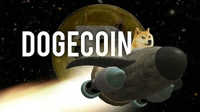 100 Dogecoins sent directly to your wallet