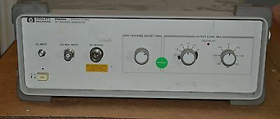HP Agilent 85640A Tracking Generator 300khz-2.9GHz for 8560 Series, GOOD