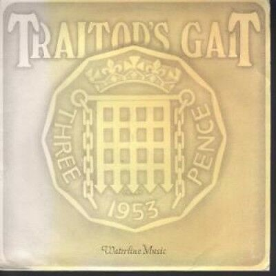 """TRAITOR'S GAIT EP 7"""" VINYL UK Waterline 1979 4 Track With Info Sheets Featuring"""
