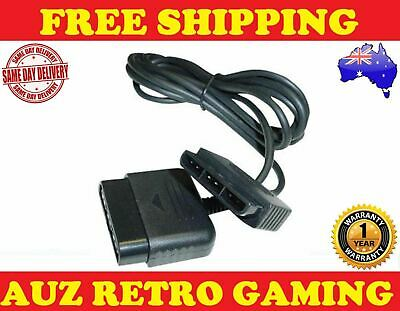 Controller Extension Cable PlayStation 2 PS2 & PS1 Remote Control