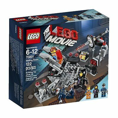 LEGO The Movie 70801 Melting Room New In Sealed Package RETIRED