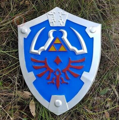 Hylian Shield (Legend of Zelda) sturdy thick Cosplay LARP