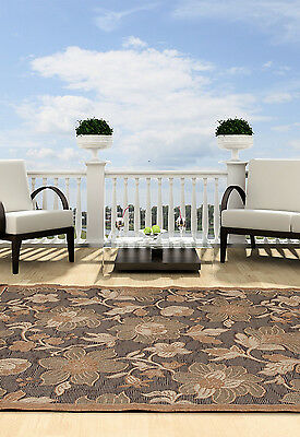 "eCarpetGallery 4'9"" x 7'3""  Versailles Antique Indoor-Outdoor Area Rug Carpet"