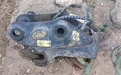 Geith Quick Hitch Yanmar