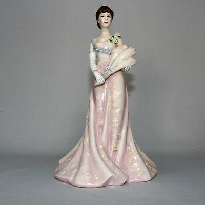 Royal Doulton Figurine Lillie Langtry HN3820 Mint Condition