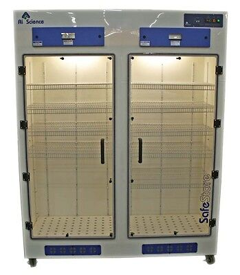Air Science FDC-64T SafeStore Vented Filtered Chemical Storage Cabinet Fume Hood