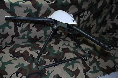 Sky-Hero Spy 900mm Tricopter Carbon Fiber Drone Frame