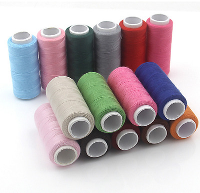Sewing Clothing polyester Stitching thread machine reels spool Cord string rope