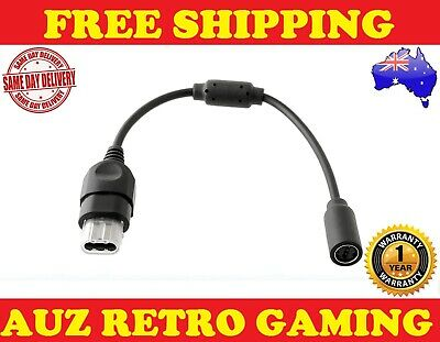 Breakaway Cable Adapter Connector Cord for ORIGINAL XBOX Controller Gamepad