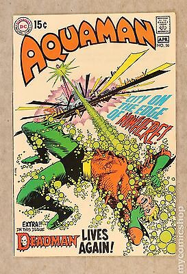 Aquaman (1962 1st Series) #50 VG 4.0