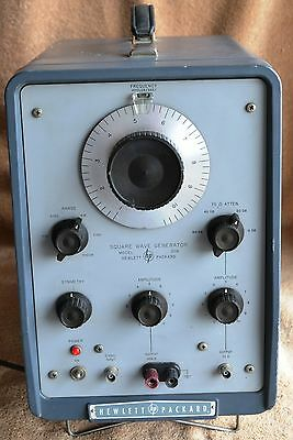 Vintage HP square wave generator Model 211A