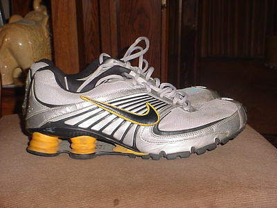 2008 Nike Shox Men's Running Shoes Shoes Size 10 1/2