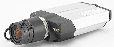 Axis 223M Day/Night Color 2MP Security/Surveillance Network Camera w/1:1.4 Lens