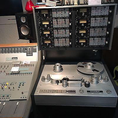 Studer A80 ( Eight Track )