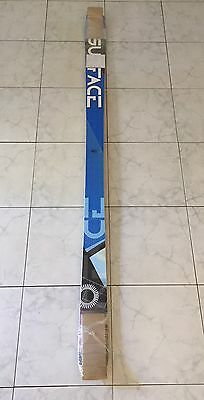 SNOW SKIS 2013 SUFACE NO TIME TWIN TIP 182cm BRAND NEW STILL WRAPPED.