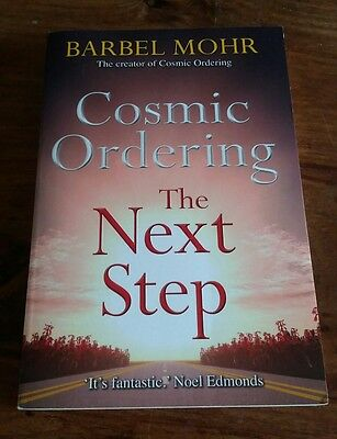 Cosmic Ordering by Barbel Mohr book 2 wish angel guide positive mind spirit help