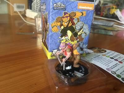 Heroclix con ex Rocksteady and Bebop