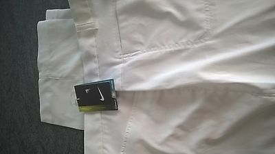 "Nike Golf Mens Dri-FIT Flat Front Tech Pant Trousers - 38"" x 32"""