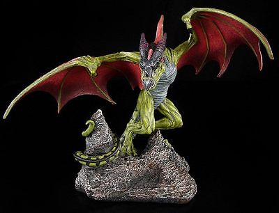 Tom Wood Dragon Figure - The Sentinel Dragon - Collectible