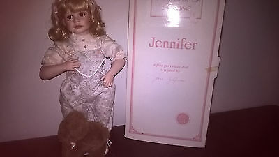 Porcelain doll collectable