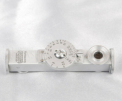 Leitz Rangefinder FOKOS Chrome for Leica Ic / If  from JAPAN #013219