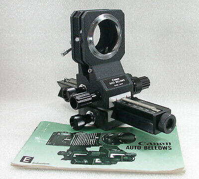 Canon Auto Bellows For Canon FD System