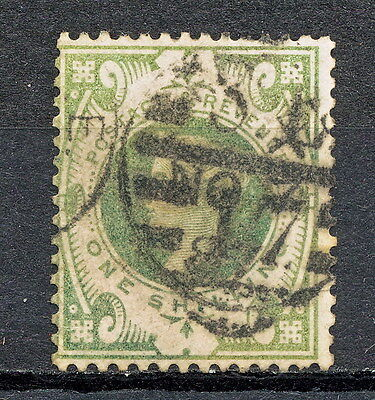 ( Gbaa 632) Gb Qv 1887 Used