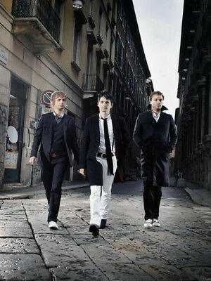 C3321 Muse Rock Band Music Wall Print POSTER UK