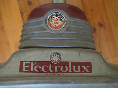 Vintage Original 1950' Electrolux  Floor  Polisher  / Working  / Museum Piece