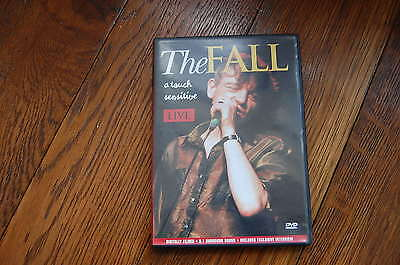 The Fall - DVD a touch sensitive