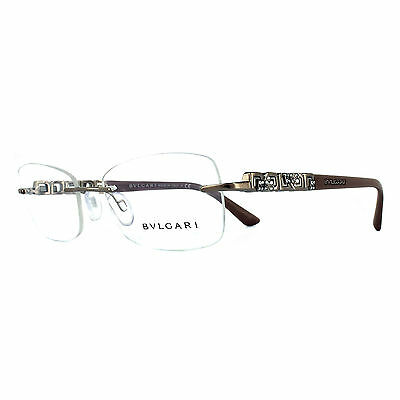 Bvlgari Glasses Frames 2184B 266 Brown Womens 54mm