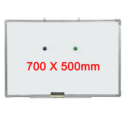 Magnetic Dry Wipe Whiteboard + Eraser Office School Notice Board Top Quality  UK
