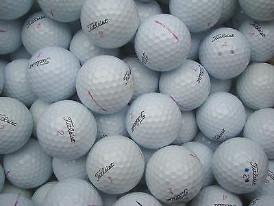 25 x TITLEIST PRO V1 GOLF BALLS  - AAA GRADE CONDITION *LIMITED EDITION*
