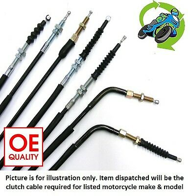 New Yamaha YZF 600 R Thunder Cat (4TV3) 1997 (600 CC) - Hi-Quality Clutch Cable
